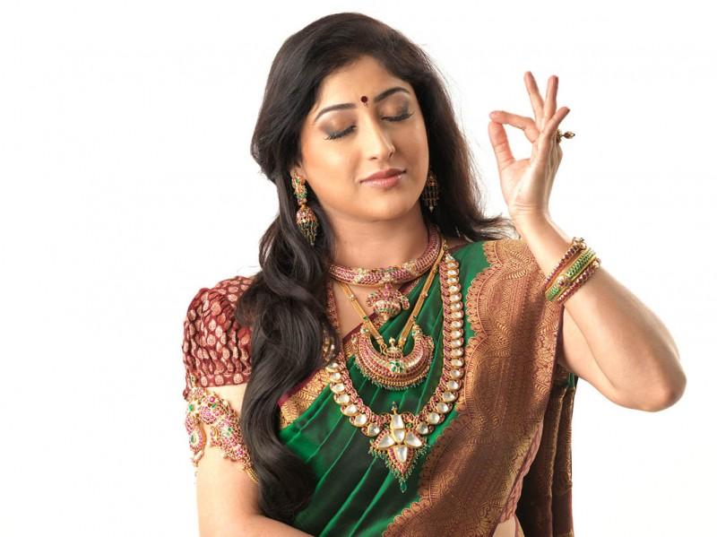 Jewels of India - Actress Lakshmi Gopalaswamy
